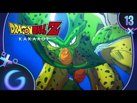 DRAGON BALL Z KAKAROT FR #13 : Le terrible Cell !