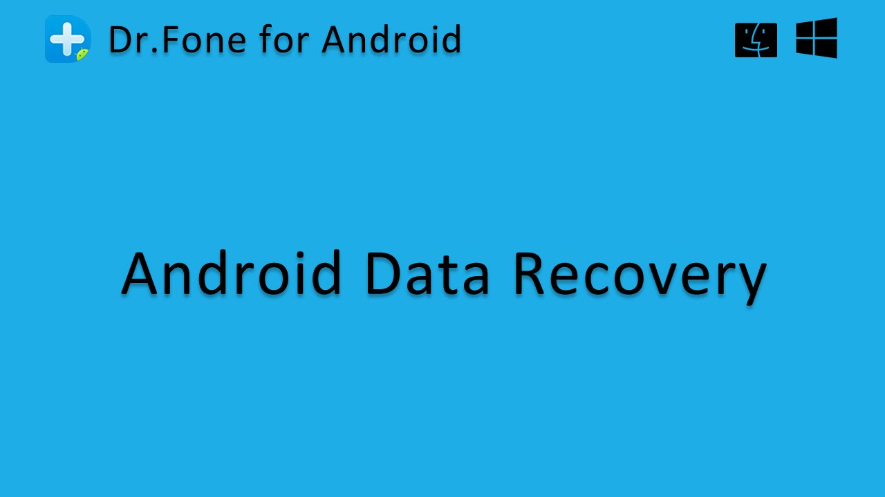 dr fone for android 安全