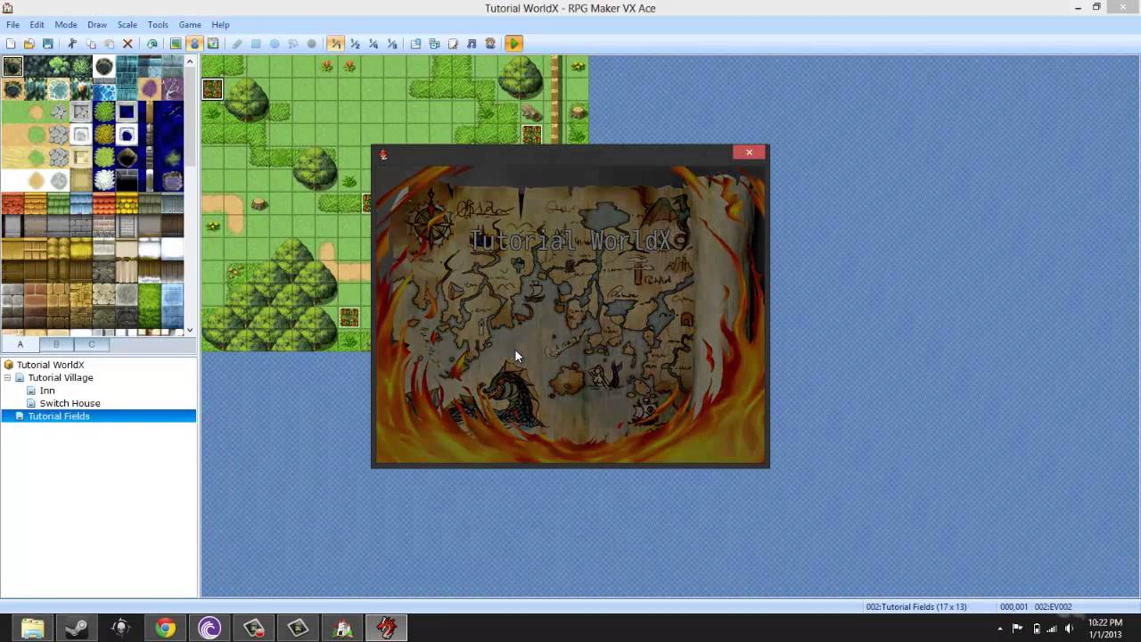Rpg Maker Vx Ace Bulletin Rmvx Ace Features And: RPG Maker VX Ace Video Tutorial Snippet: #1 Text/variable