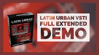 Latin Urban VSTi 2.8 Extended Demo Producers Vault