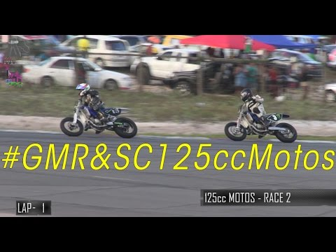 2015 Guyana Motor Racing & Sports Club - 125cc Lightweight Motos Round 2