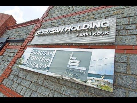 Campaign Türkiye Ofis Ziyareti: Borusan Perili Köşk