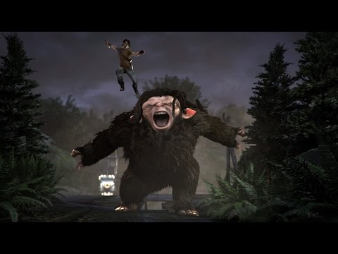 TROLL AND I - FEATURES TRAILER [UK]