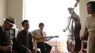 """""""LAZY RIVER"""": TAMAR KORN and FRIENDS in CONCERT at PORTO FRANCO ART CENTER (August 4, 2012)"""