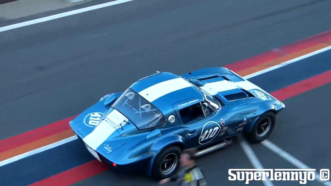 Corvette C2 Race Car
