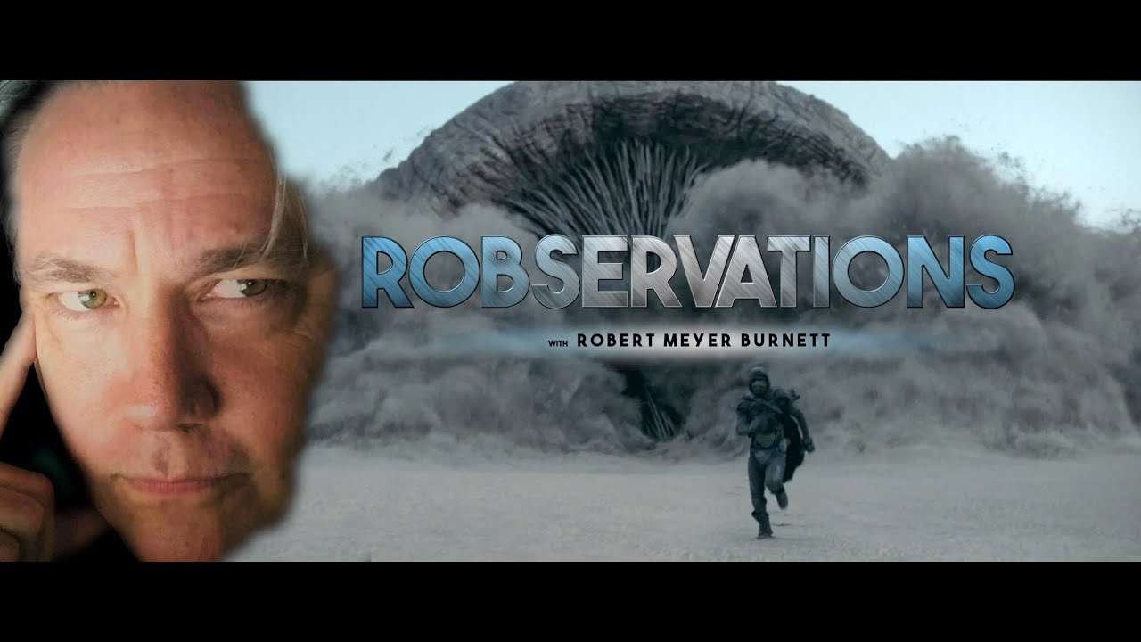 Download DUNE PART TWO GREEN-LIT BY LEGENDARY AND WARNERS. IS IT THE FILM OF THE YEAR? ROBSERVATIONS S3 #755