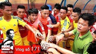 Vlog Minh Hải | Tất tần tật về đội Nam Định trước V.League 2018