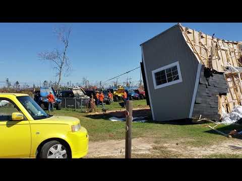 Crash - Neighbors Helping Neighbors in Panama City