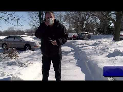 Snow and Cold A Complete Report For Feb 4 - 7 2021 Dixon, IL