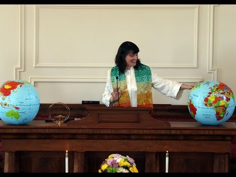Robin's Sermon April 22 2018