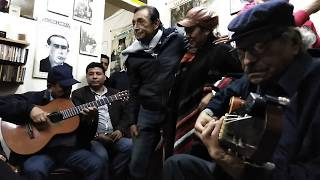 Evocación Eterna (Raúl Valdivia Lizárraga) Rosa Elvira Aramburú y Juan Scaglia Avilés