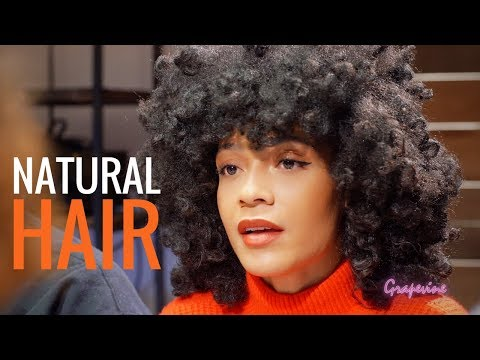 THE GRAPEVINE | NATURAL HAIR | S3EP14 (1/2)