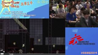 Dustforce by TheBirdofPrey in 42:20 - SGDQ2014 - Part 61