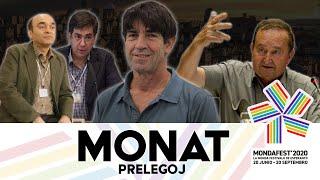 """#mondafest2020 MONAT 3:  Israelaj kantoj; prelegoj """"Petra"""", """"Kursaro Tibor Sekelj"""", """"E-o kaj Paco"""""""