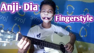 Wow Cover Anji- Dia Fingerstyle || Baby Cover