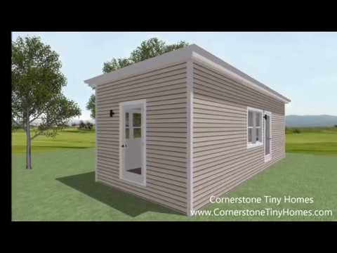 Code Compliant Tiny Home Preview Youtube