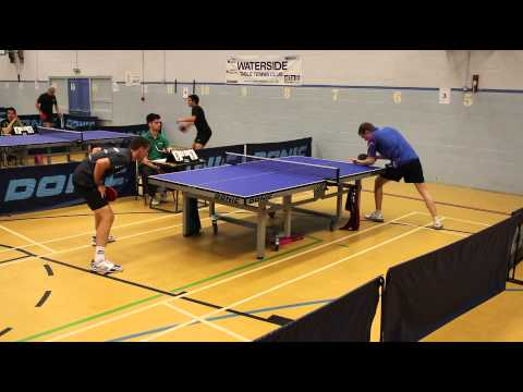 Matt Ware v Stephen Foster - Waterside 1 Star, 2014 - 3rd set