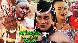 Princess From The West Season 1 - 2019 Latest Nollywood Epic Movie | Latest African Movies