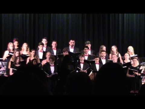Haddon Township High School Hawkapellas 2 6.4.15