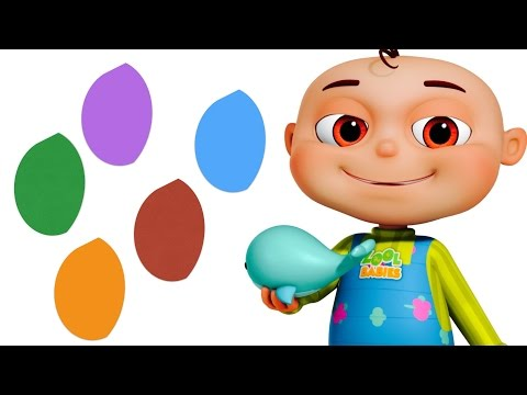 Five Little Babies Playing With Dough | Five Little Babies Collection | Zool Babies Fun Songs