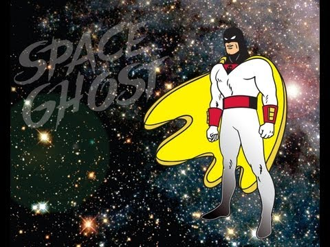 Abertura - Space Ghost - Rede Manchete