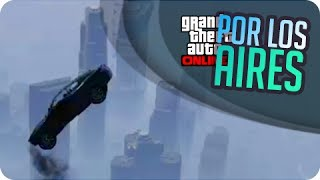GTA Online: Por los aires!