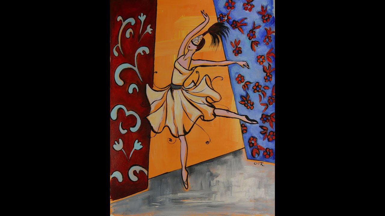 The dancer 6