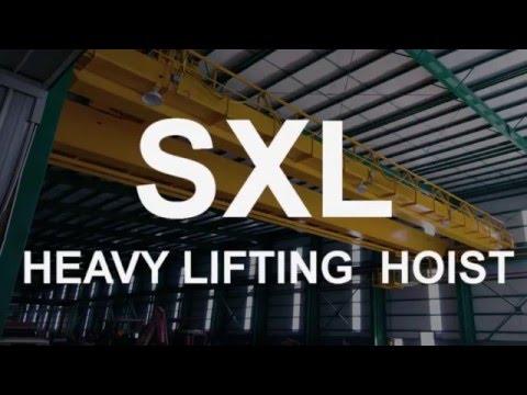 Spacemaster SXL Heavy Duty Hoist