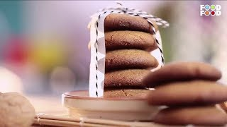 Flourless Walnut Cookies - Mummy Ka Magic - Amrita Raichand - FoodFood