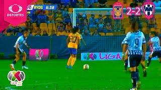 Resumen | Tigres 2 - 2 Monterrey | Liga MX Femenil - J5 | Televisa Deportes