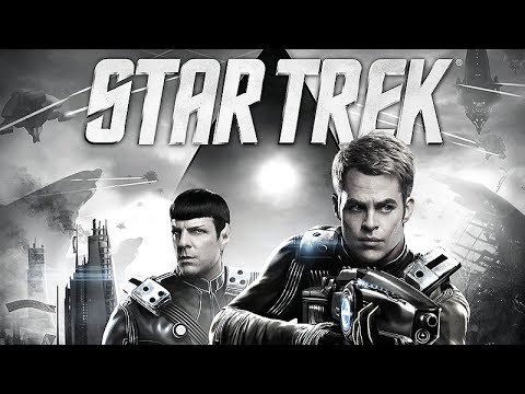 Star Trek (2013 Video Game) – The Movie / All Cutscenes 【HD】