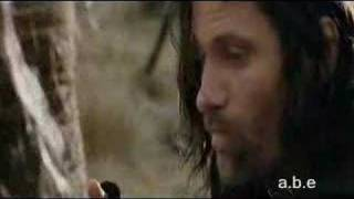 LOTR Extended Edition - Aragorn's age