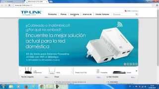 Configurar tp-link range extender TL-WA750re
