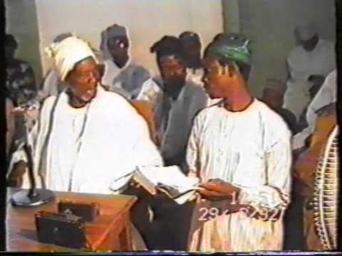 Download itan Yourba by Sheikh Adam Abdullahi Al-ilory part1