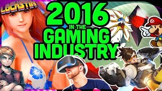 Gaming in 2016 Review: The Worst Year Ever?  | Lockstin