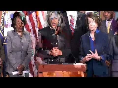 Democrats hold Press Conference Urging Long-Term Reauthorization of Terrorism Risk Insurance Act