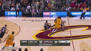 Cavaliers Big-3 Full Highlights vs Spurs (2014.11.19) - 45 Pts 21 Reb 16 Ast Total!