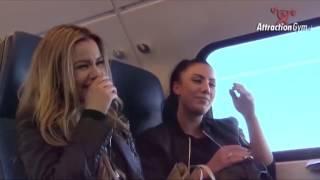 Розыгрыш (Порно в поезде)
