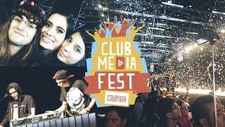 ¡ CLUB MEDIA FEST COLOMBIA 2016! RUBIUS, MANGEL Y MIS AMIGOS DE ENCHUFETV | Paulettee