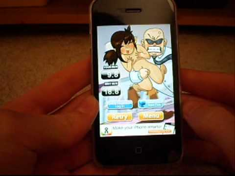 Nude iphone apps