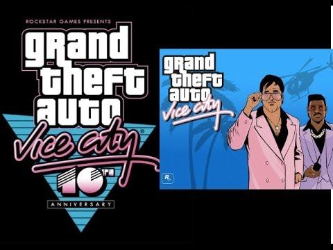 GTA Vice City на Prestigio Multipad 7.0 prime