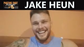 Jake Heun Talks RIZIN Debut Sept 30, Training With Mark Hunt & Relationship With PFL