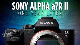 Sony Alpha a7R II Mirrorless Camera One Year Later