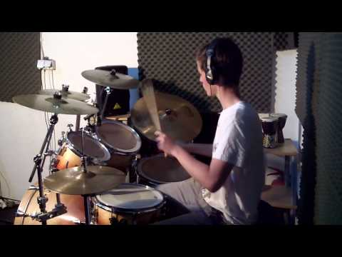 Taylor Swift - Love Story (Drum Cover by Dan Aparu)