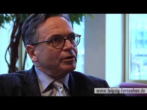 Prof. Ulf Schirmer im Gespräch mit LEIPZIG FERNSEHEN / 10.12.15