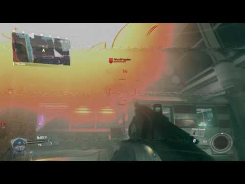 Infinite Warfare: DE-ATOMIZER STRIKE (NUKE) COUNTDOWN SOUND