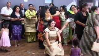 Tongan Tau'olunga Kulaea Valentine Laui Jnr