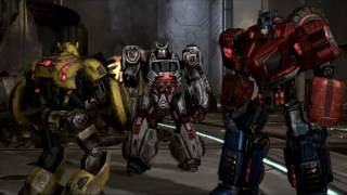 Transformers - War For Cybertron PC - Autobot Campaign Gameplay Part 1 - Maxed Out - HD