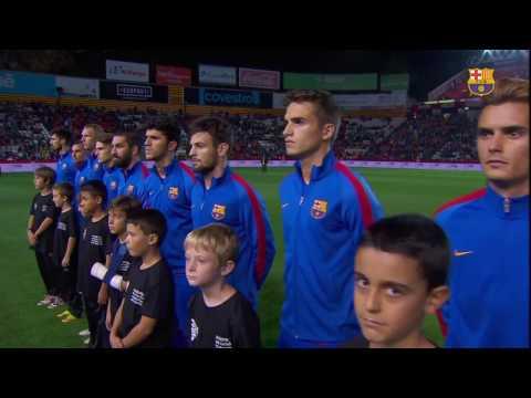 [HIGHLIGHTS] Supercopa Catalunya: FC Barcelona – RCD Espanyol (0-1)