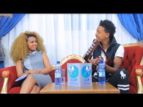 SELAM.TV Interview with Eritrean Singer - Haren Tesfay ( wedi Fihira )